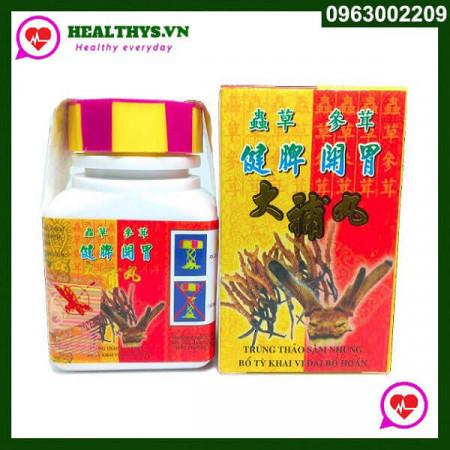 Trùng thảo sâm nhung chính hãng Malaysia
